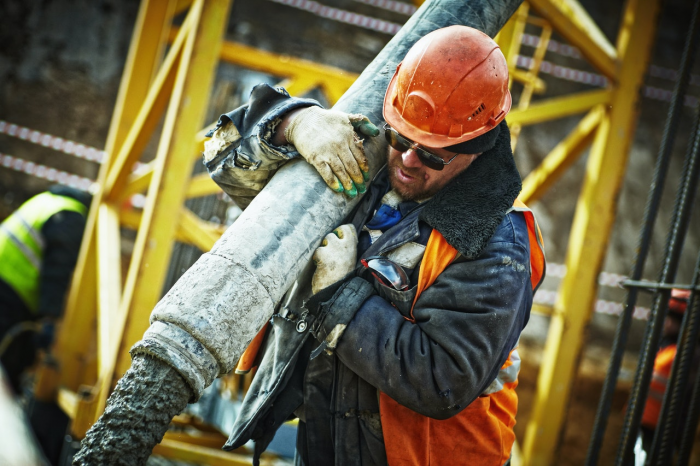 Construction industry with recruitment solutions for 2021
